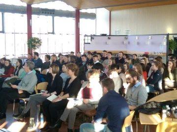 Fieldtrip University of Sheffield brengt studenten naar Dordrecht