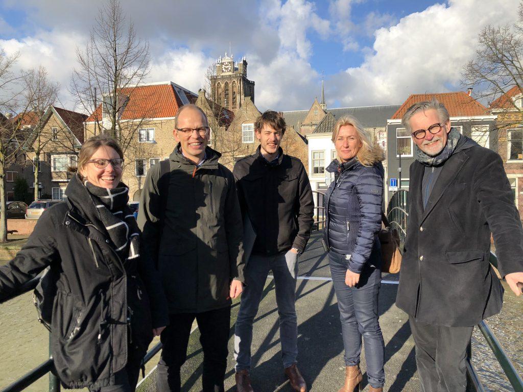 Noren bezoeken Dordrecht