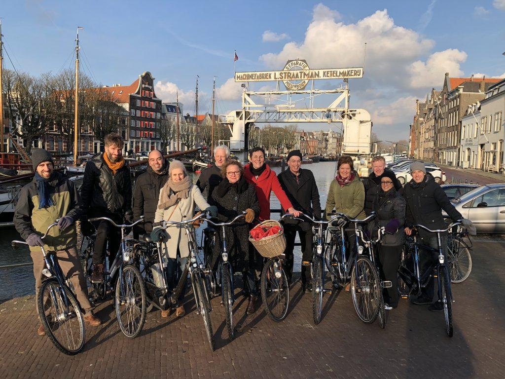 Dordrecht bundelt krachten met Belgen en Britten