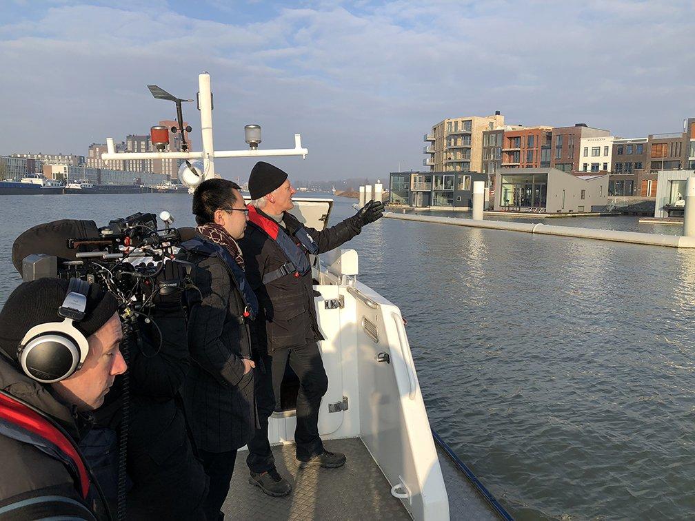 Duitse uitzending over Dordt en hoogwater gemist?