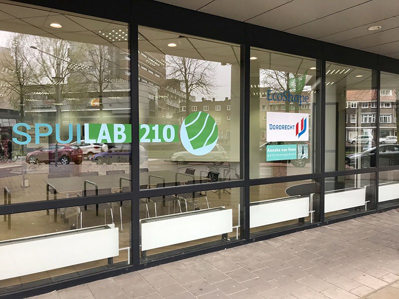 Opening SpuiLAB210